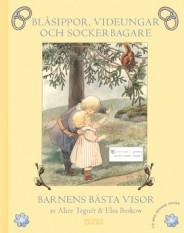 Boken Blåsippor, videungar och sockerbagare av Alice Tegnér