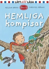 Helena Bross bok Hemliga kompisar