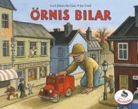 Boken Örnis bilar av Carl Johan De Geer