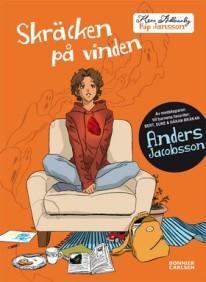 Anders Jacobssons bok Skräcken på vinden