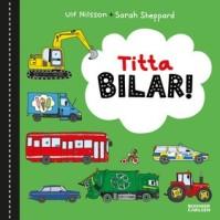 Boken Titta bilar! av Ulf Nilsson