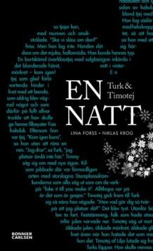 Boken Turk och Timotej av Lina Forss och Niklas Krog