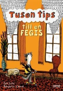 Boken Tusen tips till en fegis av Eva Susso