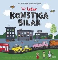 Boken Vi letar konstiga bilar av Ulf Nilsson